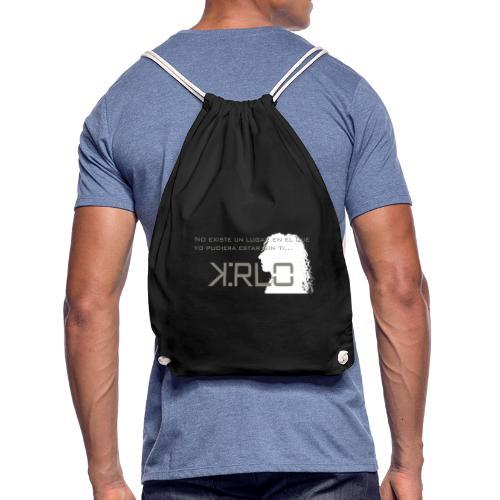 Camisetas Kirlo Sin Ti - Mochila saco