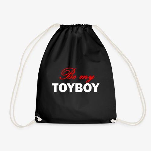 Be my Toyboy - Turnbeutel