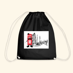Londi London (Design No 6) - Drawstring Bag