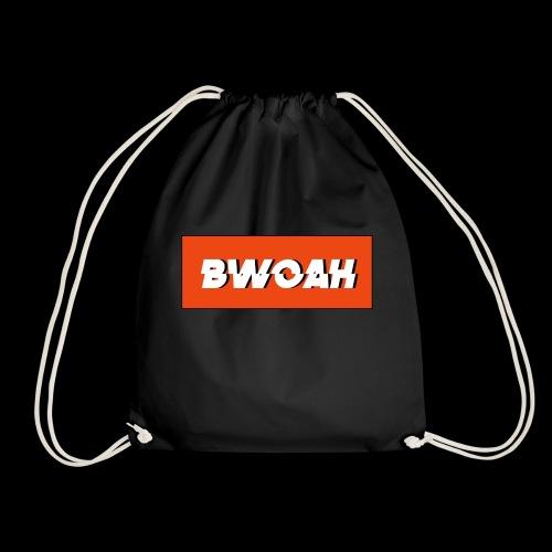 BWOAAH - Drawstring Bag