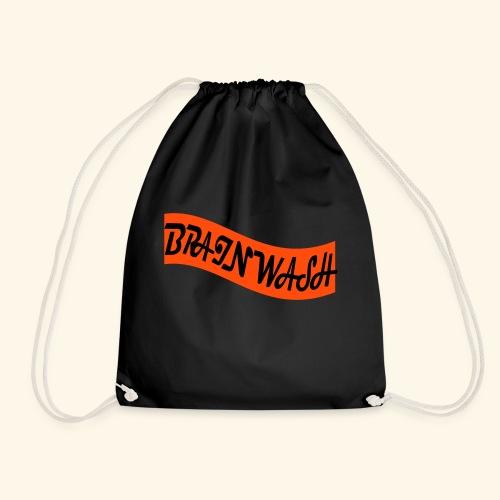 Brainwash - Drawstring Bag
