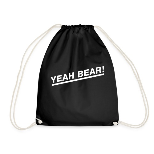 Yeah Bear! - Turnbeutel