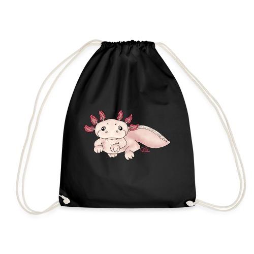 Axenia Axolotl - Turnbeutel