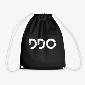 DDO in het wit. - Gymtas