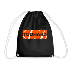 Sweatshirt - TooHard Logo 2 - Drawstring Bag