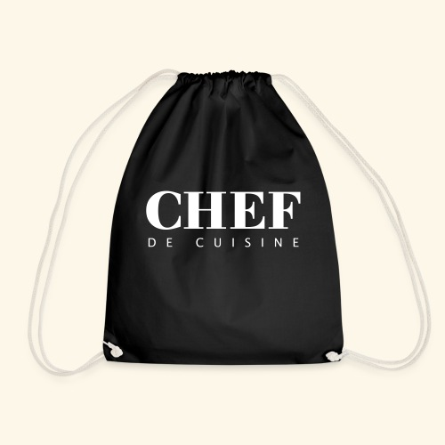 BOSS de cuisine - logotype - Drawstring Bag