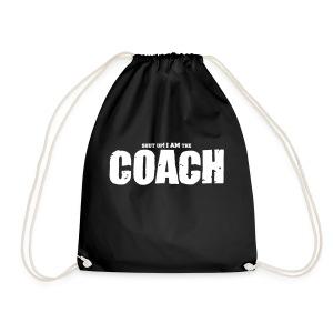 Basketball Coach Shut Up - Turnbeutel