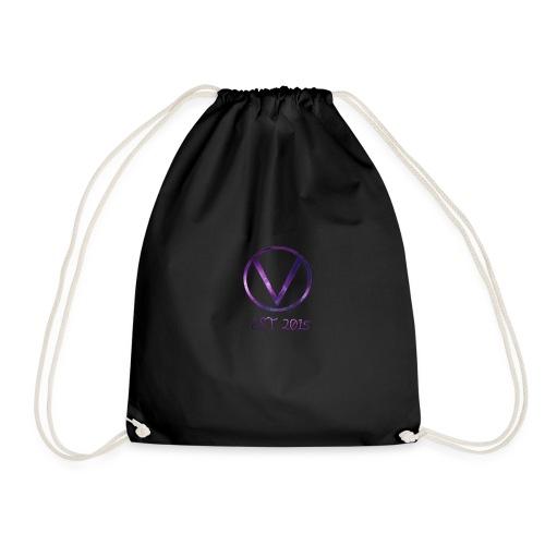 Space Logo Design - Drawstring Bag