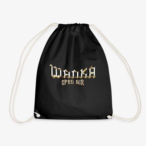 Logo Oficial Wanka Open Air - Mochila saco