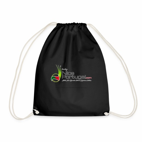 NicePortugal.com Logo - Sacca sportiva