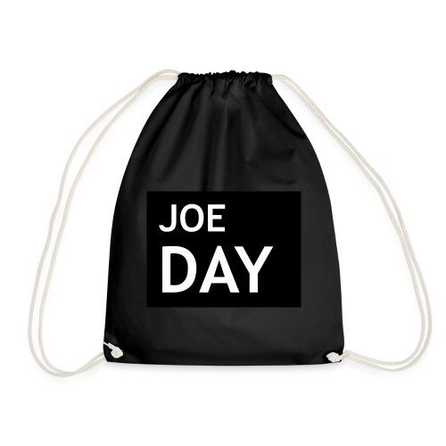 Joe Day - Drawstring Bag