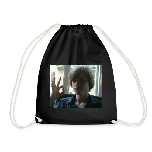 The official RetroPirate1 tshirt - Drawstring Bag