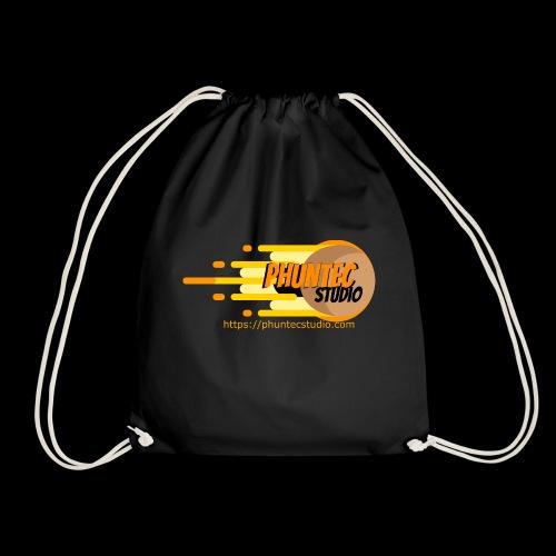 PhuntecStudio Logo - Drawstring Bag