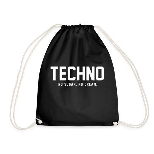 Dark Techno - Drawstring Bag