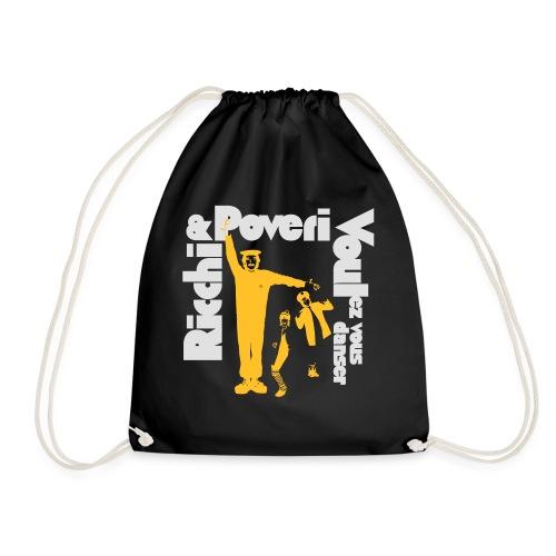 Black Poveri - Sacca sportiva