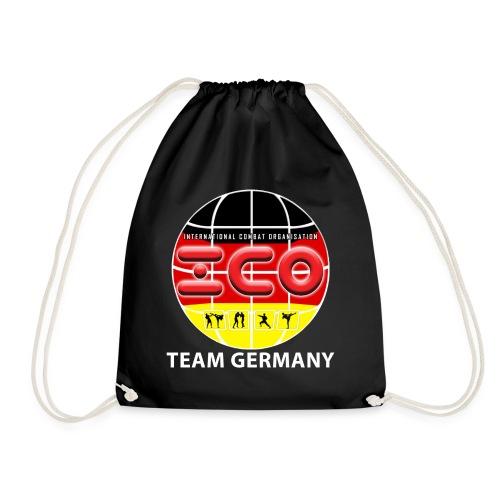 ICO Kickboxing Team Germany - Turnbeutel