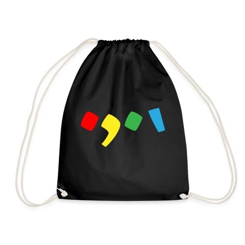 Tjien Logo Design - Accents - Gymtas