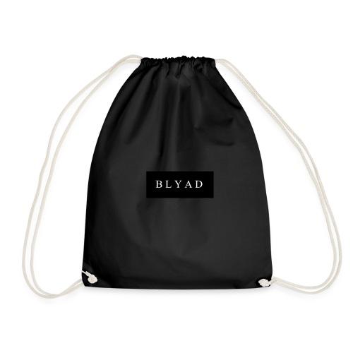 Blyad Black/White - Turnbeutel