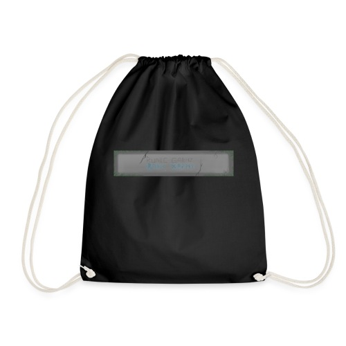 RUNIC_GARMZ - Drawstring Bag