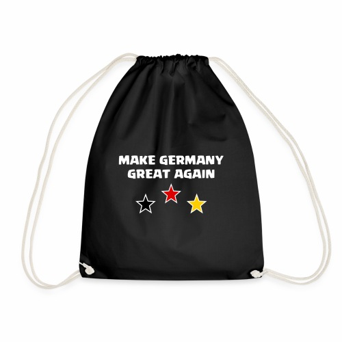 Make Germany Great Again - Turnbeutel