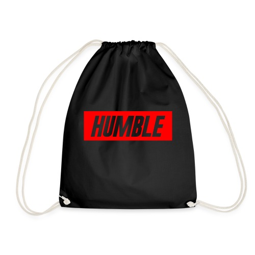RED Humble Logo - Drawstring Bag