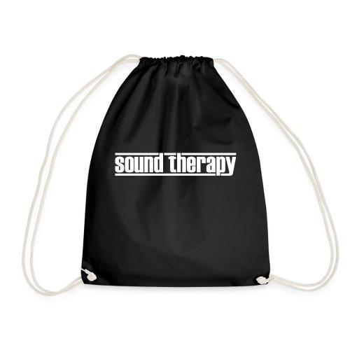 Sound Therapy (white) - Gymnastikpåse