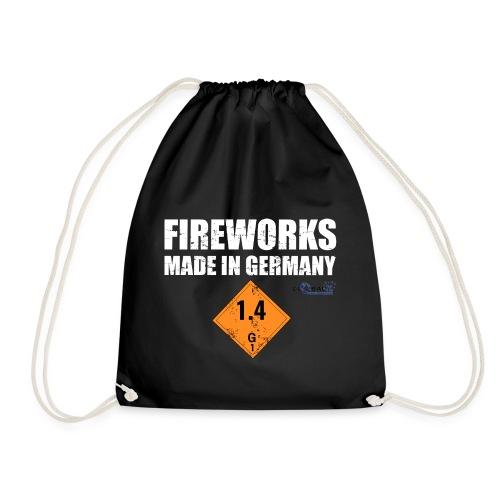 Feuerwerk aus Deutschland Pyrotechnik - Turnbeutel
