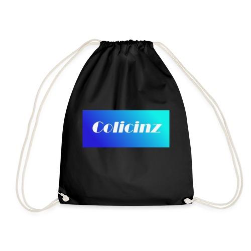 Colicinz Logo - Drawstring Bag