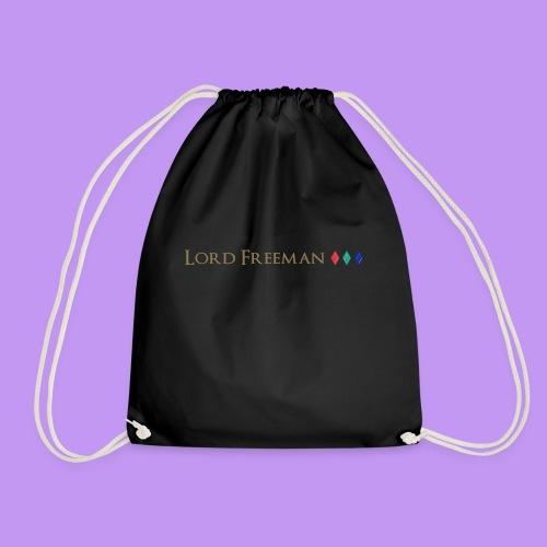 Lord Freeman Logo - Drawstring Bag