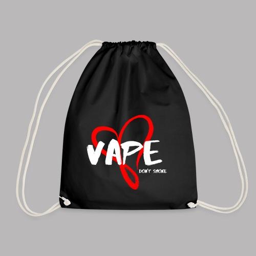 Vape - dont smoke - Turnbeutel