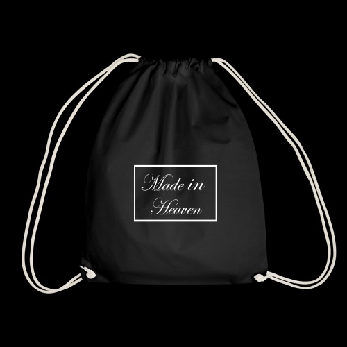 Made in Heaven Logo - Drawstring Bag