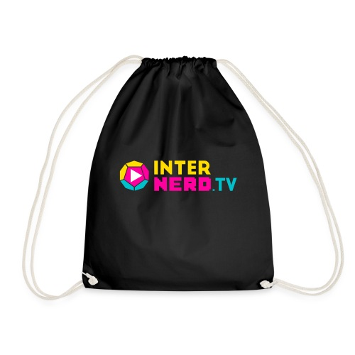 internerd.TV + Logo - Turnbeutel