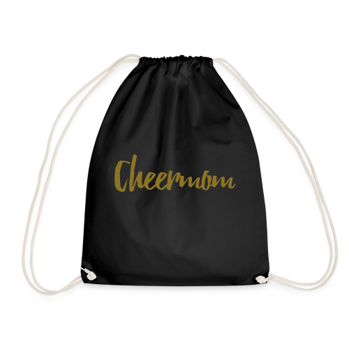 Cheermom Handlettering - Turnbeutel