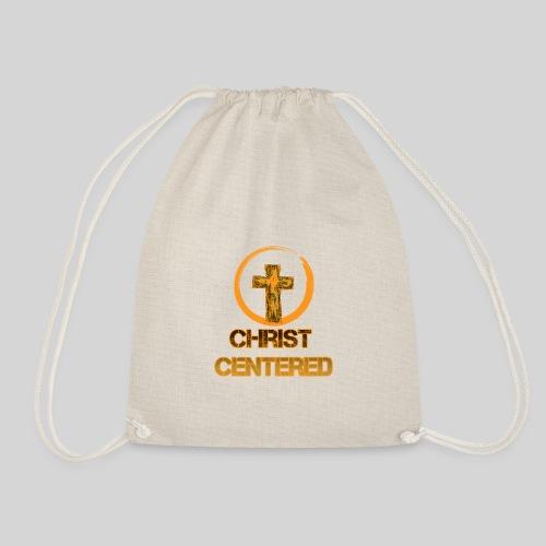 Christ Centered Focus on Jesus - Turnbeutel