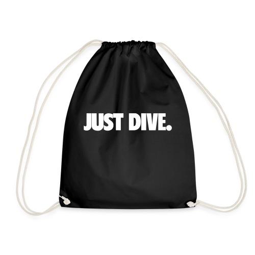 just, dive, nur - Worek gimnastyczny
