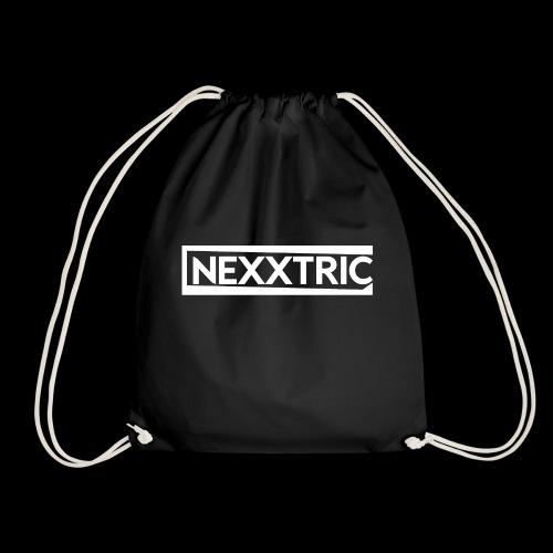 logo blanc NEXXTRIC - Sac de sport léger