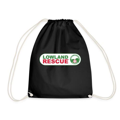 HANTSAR lozenge - Drawstring Bag