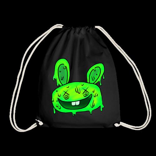 5 steps ahead Bunny - Drawstring Bag
