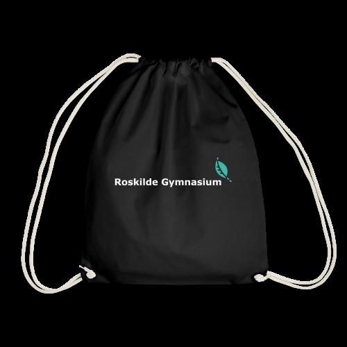 Accessories hvidt logo - Sportstaske