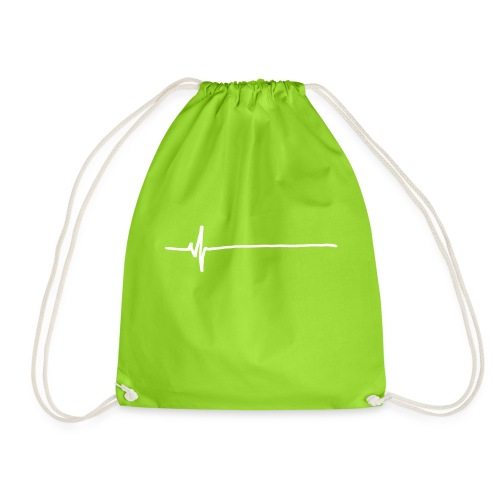 Flatline - Drawstring Bag