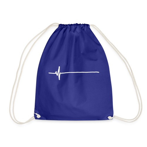 Flatline - Drawstring Bag