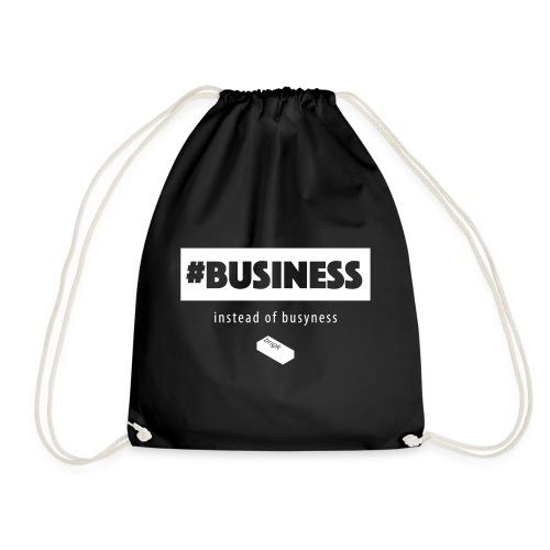 #Business - Turnbeutel