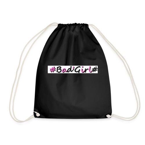 Collection Hastag bad girl - Sac de sport léger