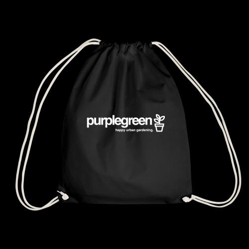 purplegreen classic - Turnbeutel