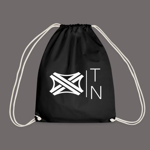 Tregion logo Small - Drawstring Bag