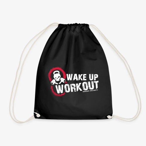 SPIDER INSTINCT Tshirt WakeUp & Workout - Sac de sport léger