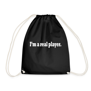 PLAYER - Drawstring Bag