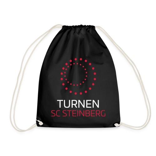 Logo der Turnabteilung des SC Steinbergs - Turnbeutel
