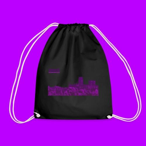 Durfess Wide Landscape - Drawstring Bag