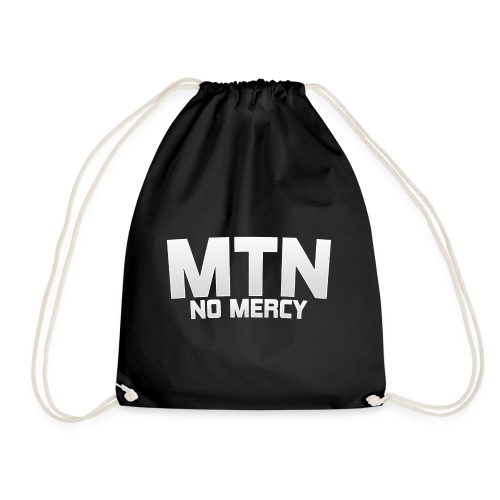 No Mercy by MTN - Drawstring Bag